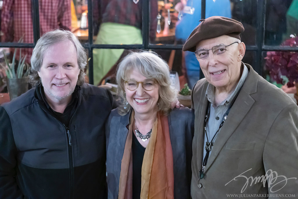 Barbara Ween with Steve Moser and Ed Mari 1