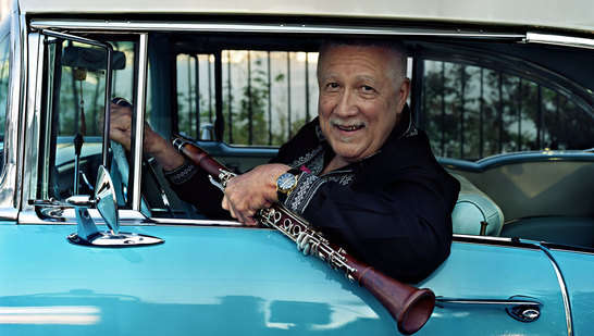 Paquito D'Rivera photo by Geandy Pavon
